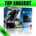 ➦Sony PlayStation 4 Watch Dogs - NuR 1 Euro mit Vertrag!