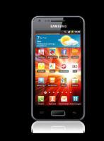1&1 Samsung Galaxy S Advance 4'' (10,1 cm) Super AMOLED Display, 800 x 480 Pixel