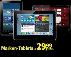1&1 Tablet-Flat !Mobile Internet-Flat!Surfen Sie wo immer Sie wollen!