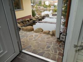 Foto 2 117 m² Ferienwohnung am Teich, Kurtaxe-frei