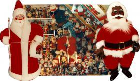 Foto 9 1172 Weihnachtsmänner