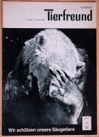 Foto 5 12 Hefte ''Der kleine Tierfreund'' 1969-1971