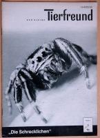 Foto 6 12 Hefte ''Der kleine Tierfreund'' 1969-1971