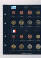 Foto 2 12 vollständige Euro Kursmünzensätze im Album ! !