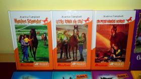 Foto 5 12 x Kinderbuch Abenteuer Pferde / 25€ VERSANDKOSTENFREI!