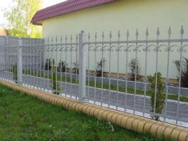 Foto 10 - 15% Winterpromotion, Zäune aus Polen, Tore, Gitter, Treppen
