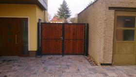 Foto 3 15% Winterrabatt Zaun aus Polen, Metallzaun, Schmiedezaun