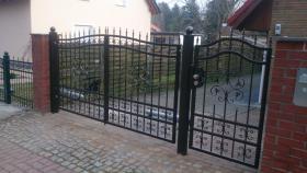 Foto 5 15% Winterrabatt Zaun aus Polen, Metallzaun, Schmiedezaun