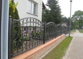 Foto 10 -15% Zaun aus Polen, Metallbau, Kunstschmiede vom Hersteller