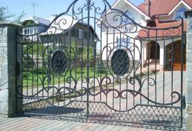 Foto 14 -15 % Zäune aus Polen, Zaun aus Polen, Metallbau aus Polen