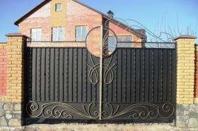 Foto 16 -15 % Zäune aus Polen, Zaun aus Polen, Metallbau aus Polen