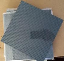 Foto 2 17 graue dünne Grundplatten 32 x 32 Noppen lego kompartibel