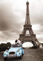 170 Ravensburger Puzzle 'Romantisches Paris' Neu!