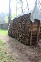 Foto 2 17,5 m³ Brennholz, Kiefern-Meterholz getrocknet & gespalten