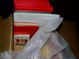 Foto 17 (17.5.19) Verkaufe meine Briefmarkensammlung für 2,5% vom Katalog.