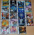 18 Original Ninento DS DSI Spiele 117,- einzeln o. komplett