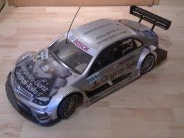 1 8 rc dtm mercedes in witten benzin kyosho auto. Black Bedroom Furniture Sets. Home Design Ideas