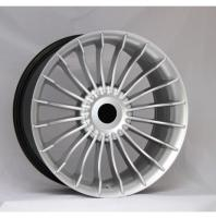 19 Zoll Alpina N09 Alufelgen Silber 5x120 ET35 Hub 72,6