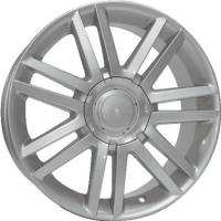 19-Zoll-N12 S8 Alufelgen Silber 112 ET35 5x100 Hub 57,1