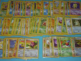 190 Pokemonkarten