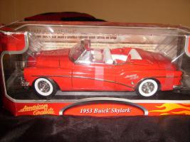 1953 Buick Skylark Graffiti Sammlermodell