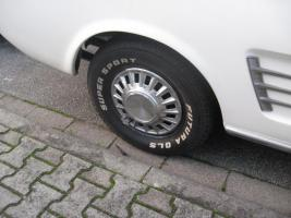 Foto 6 1966 FORD MUSTANG COUPE WHITE +++ TOP ANGEBOT +++