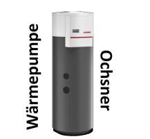 1A Luft Warmwasser Wärmepumpe OCHSNER Europa 250 DK + Speicher + 1 Wärmetauscher