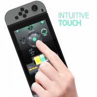 Foto 3 1Euro---2x Schutzfolie für Nintendo Switch