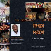 1. Africa Night