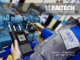 1.BALTECH GmbH - Pumpenreparatur, Pumpenwartung, Ausrichtung von Pumpen, Schwingung von Pumpen