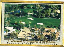 Foto 2 2 Ansichtskarten Palm Springs California & Rancho Mirage California ! !