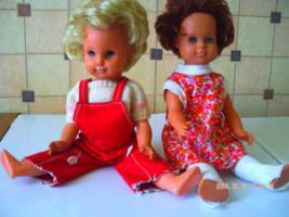 2 DDR Puppen