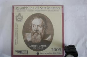 Foto 3 2 EUR San Marino 2004 ( Bart. Borghesi ) im Folder - nur 158 EUR + Porto