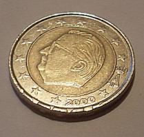 Foto 2 2 Euro Belgien