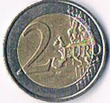 Foto 2 2 Euro Gedenkmünze'' Frankreich '' 2008'' !!!