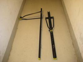 Foto 2 2 Fahrradträger zur Montage auf Dachträgern
