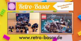 2 Lego Sets Ultra Agents 70160 + 70161 / 18€ VERSANDKOSTENFREI!