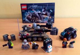 Foto 4 2 Lego Sets Ultra Agents 70160 + 70161 / 18€ VERSANDKOSTENFREI!
