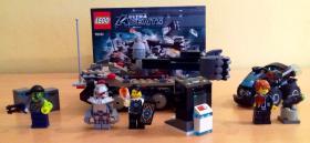 Foto 5 2 Lego Sets Ultra Agents 70160 + 70161 / 18€ VERSANDKOSTENFREI!