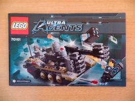 Foto 6 2 Lego Sets Ultra Agents 70160 + 70161 / 18€ VERSANDKOSTENFREI!