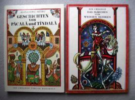 2 Märchenbücher   (DDR-Lit.)