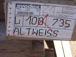 Foto 2 2 Stück Svedex Türzargen Altweiß 198,5 x 73,5 x 10,0 DIN Li u.DIN Re