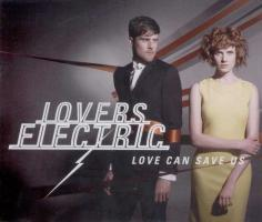 2 Track Single von Lovers Electric