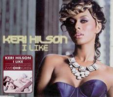 2 Track Single - Von Keri Hilson