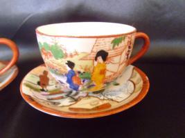 Foto 2 2 chinesische Porzellancup