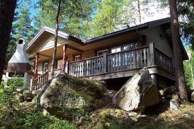 Foto 2 2 tolle Ferienhäuser in Schweden am See -ganzjährig-