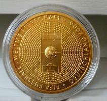 2 x 100 Euro Goldmünze 2005 Fussballweltmeisterschaft 2006
