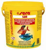 2 x Sera San oder Vipan 10 l Eimer beim Vivarienhaus