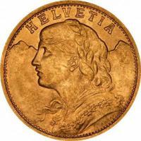 Foto 2 20 Franken Gold