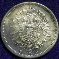 20 Pfennig Kaiserreich - Silber